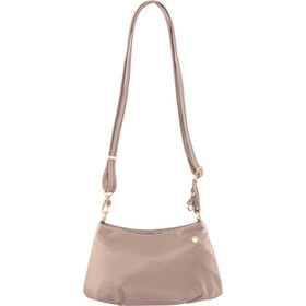 Pacsafe Citysafe CX Crossbody Tas Small Dames, blush tan